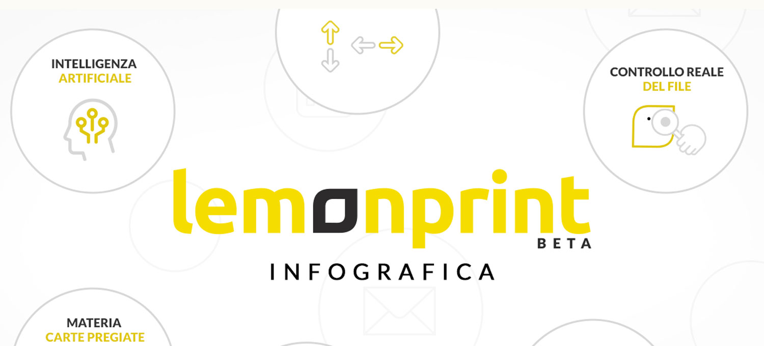 Infografica file e preventivi LemonPrint
